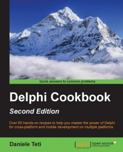 Delphi Cookbook 2nd Edition